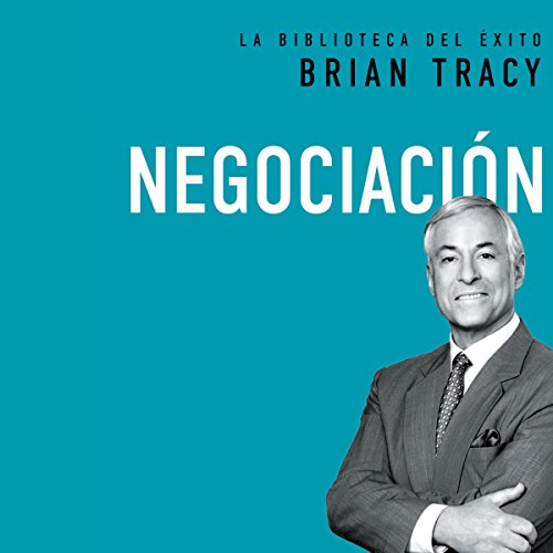 Negociación [Negotiation] audiobook cover art