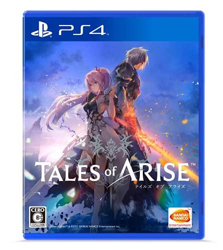【PS4】Tales of ARISE 【早期購入特典】ダウンロードコンテンツ4種が入手できるプロダクトコード (封入)