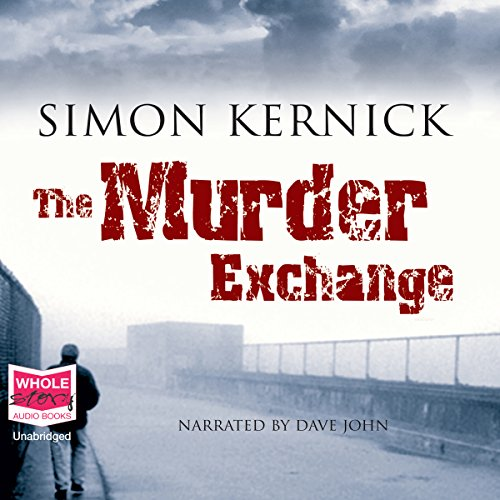 The Murder Exchange audiobook cover art