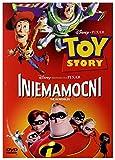Iniemamocni / Toy Story (Disney) [BOX] [3DVD] (No hay versión española)