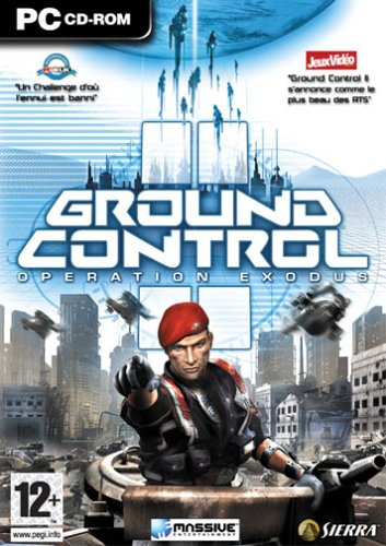 Ground Control 2 : Operation Exodus : PC DVD ROM , FR