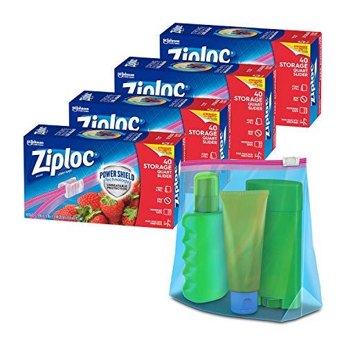 Bolsas Ziploc Tamaños marca Ziploc