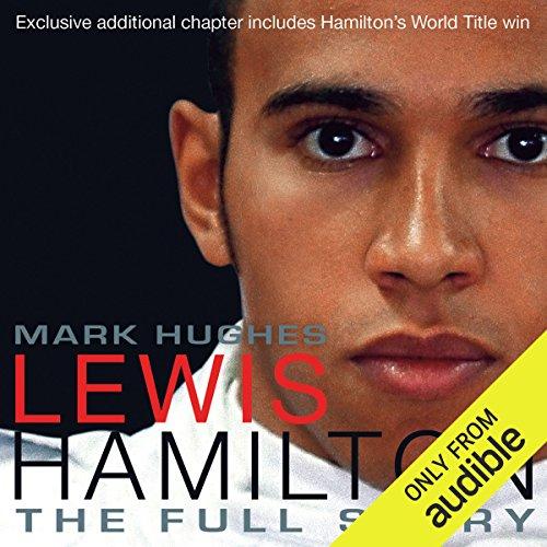 Lewis Hamilton cover art