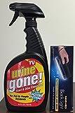 Urine Gone Pet Odor Stain Eliminator with Black Light