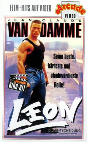Leon [VHS]