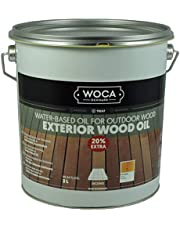 WOCA Exterior Olie Terrasolie 2x 3,0 liter - 6 liter actie