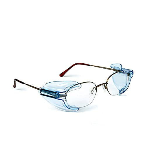 0cce0530453 B26+ Wing Mate Safety Glasses Side Shields- Fits Small to Medium Eyeglasses  (1 Pair