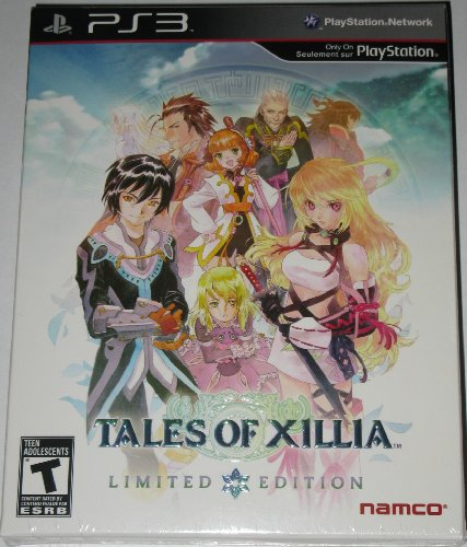 Tales of Xillia Limited Edition