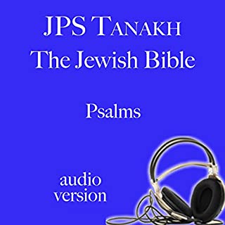Psalms audiobook cover art