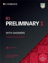 Scaricare Libri B1 preliminary for schools. For revised exam from 2020. Student book with answers. Per le Scuole superiori. Con File audio per il download: Authentic Practice Tests PDF