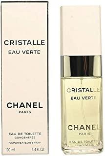 Cristalle Eau Verte by Chanel for Women Eau de Toilette 100ml