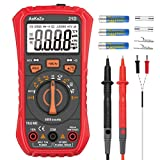 Digital Multimeter, AoKoZo 21D Automatic Digital Multimeter 6000 Counts, TRUE RMS (Size147 * 71 * 45mm)