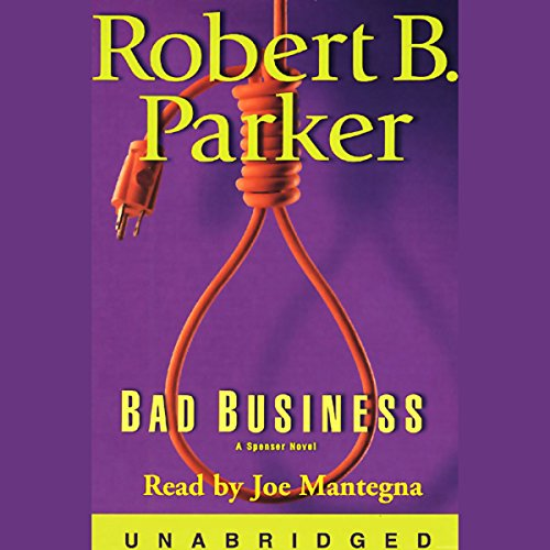 Bad Business audiobook cover art