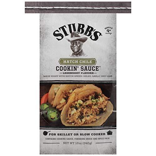 Stubb's Hatch Chile Cookin' Sauce, 12 oz