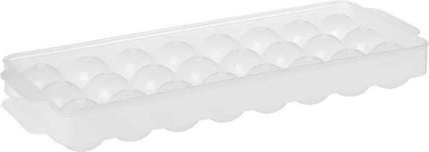 Hutzler 324 Ball Ice Tray, Natural