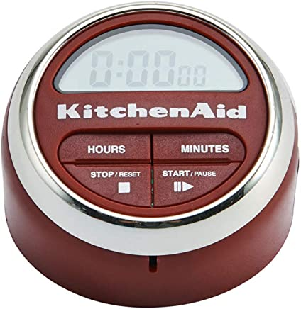 KitchenAid Classic Digital Timer (Red) (KC150OHERA)