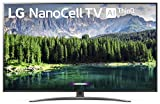 LG Nano 8 Series 75SM8670PUA TV, 75' 4K UHD Smart LED NanoCell, 2019 model