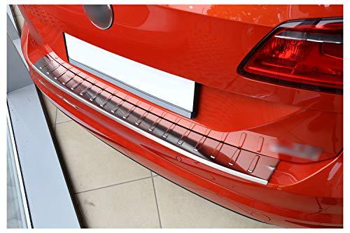 tuning-art L103 Edelstahl Ladekantenschutz 5 Jahre Garantie Fahrzeugspezifisch