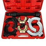 Compresor de muelle universal – Juego de sistema de amortiguador, para tuning, tensor de suspensión