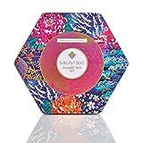 Heathcote & Ivory–Forro perfumado Bolsita Sakura Silks Spa Set