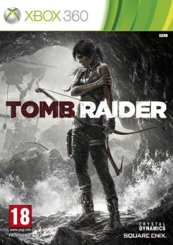 Juegos para Xbox 360 de todos los tiempos Tomb Raider
