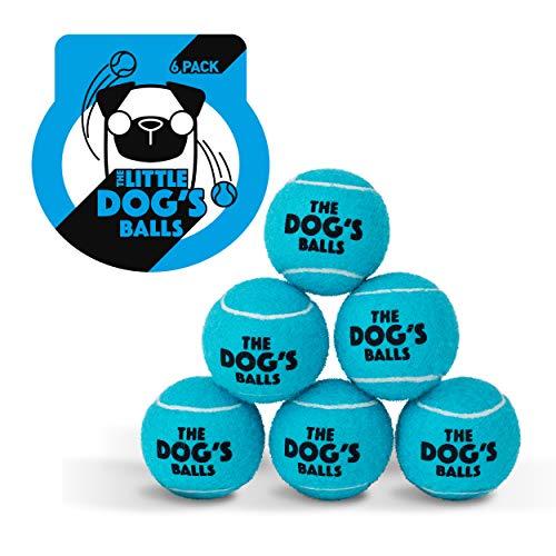 The Big Dog's Balls, 3 Large Orange Dog Tennis...