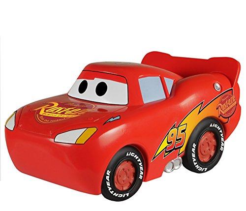 Cars- Figura de Vinilo Lightning Mcqueen, coleccion Disney (Funko 4237)