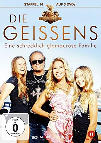 Die Geissens - Eine schrecklich glamouröse Familie: Staffel 14 (3 DVDs)