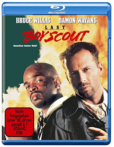 Last Boy Scout [Blu-ray]