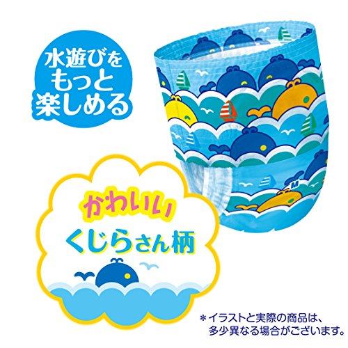 【パンツLサイズ】グーンスイミングパンツ(9~14kg)男の子用12枚