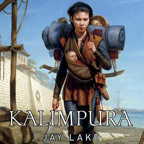 Kalimpura audiobook cover art