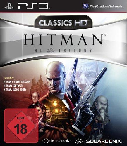 Hitman HD Trilogy (PS3) [Importación alemana]