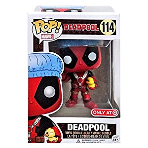 Funko Pop Deadpool para bañarse (Deadpool 114) Funko Pop Deadpool