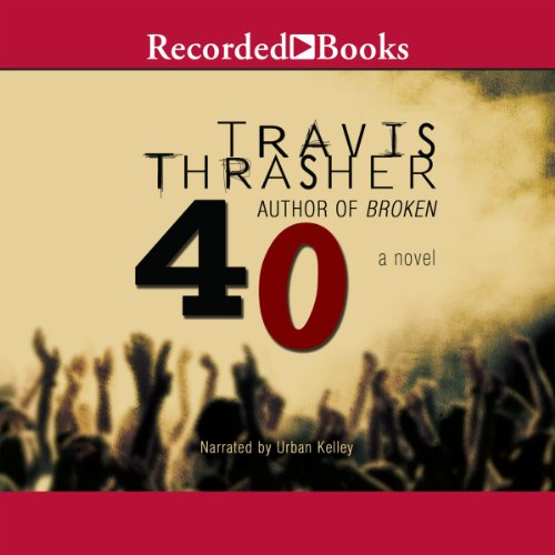 40 audiobook cover art