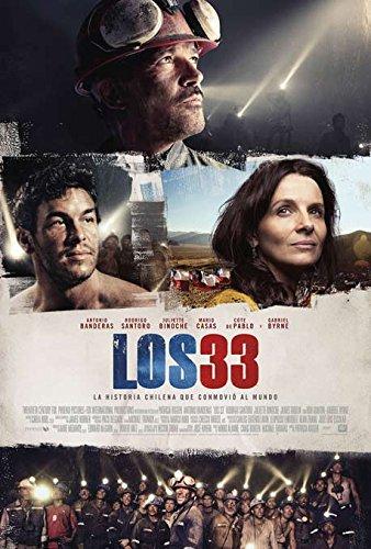 Los  33 [DVD]
