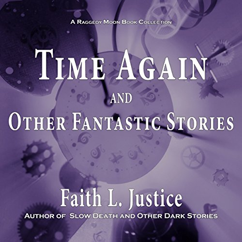 Time Again and Other Fantastic Stories audiobook cover art