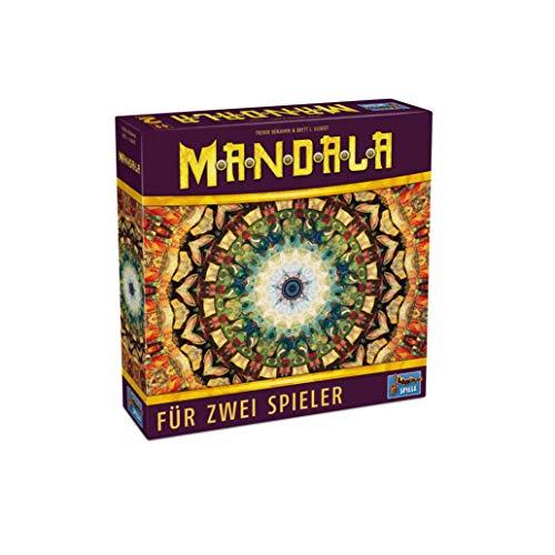 Lookout Games 22160112 Mandala-Juego de 2 personas (a partir de 10 años), multicolor (ASS Altenburger , color/modelo surtido