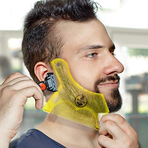 Manecode Beard Shaping Tool - Trimming Shaper