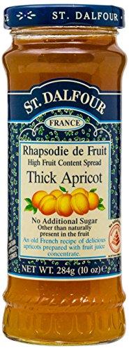 St. Dalfour Apricot Conserves - 10 oz