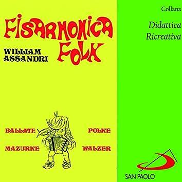 Collana didattica ricreativa: Fisarmonica folk (Ballate, polke, mazurke, walzer)