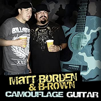 Camouflage Guitar