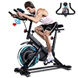 Best Stationary Bikes - ANCHEER Exercise Bike Stationary 330 Lbs Weight Capacity Review