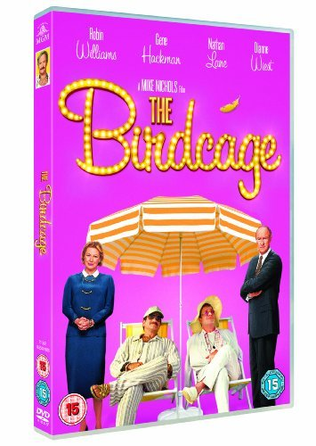 The Birdcage [DVD] [1996] [2014]