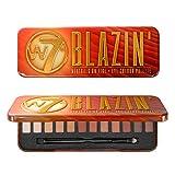 W7 | Eyeshadow Palette | Blazin' Eyeshadow Palette | 12 Shades