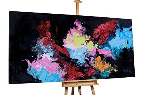 KUNSTLOFT Das Wandbild ist ein vom Künstler handsigniertes Unikat