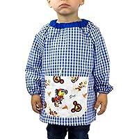 KLOTTZ - BABI SIN BOTONES MICKEY GUARDERIA niños color: AZUL talla: 2