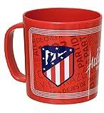 C Y P Taza Microondas Atlético de Madrid, Multicolor, 0