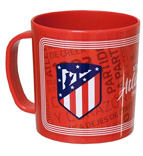 C Y P Taza Atletico Madrid microondas