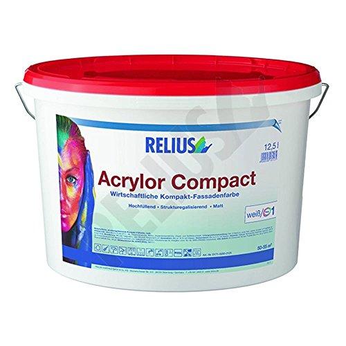 Relius Acrylor Compact weiß/Basis1 10 Liter