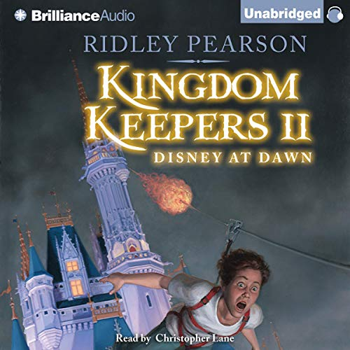 The Kingdom Keepers II cover art